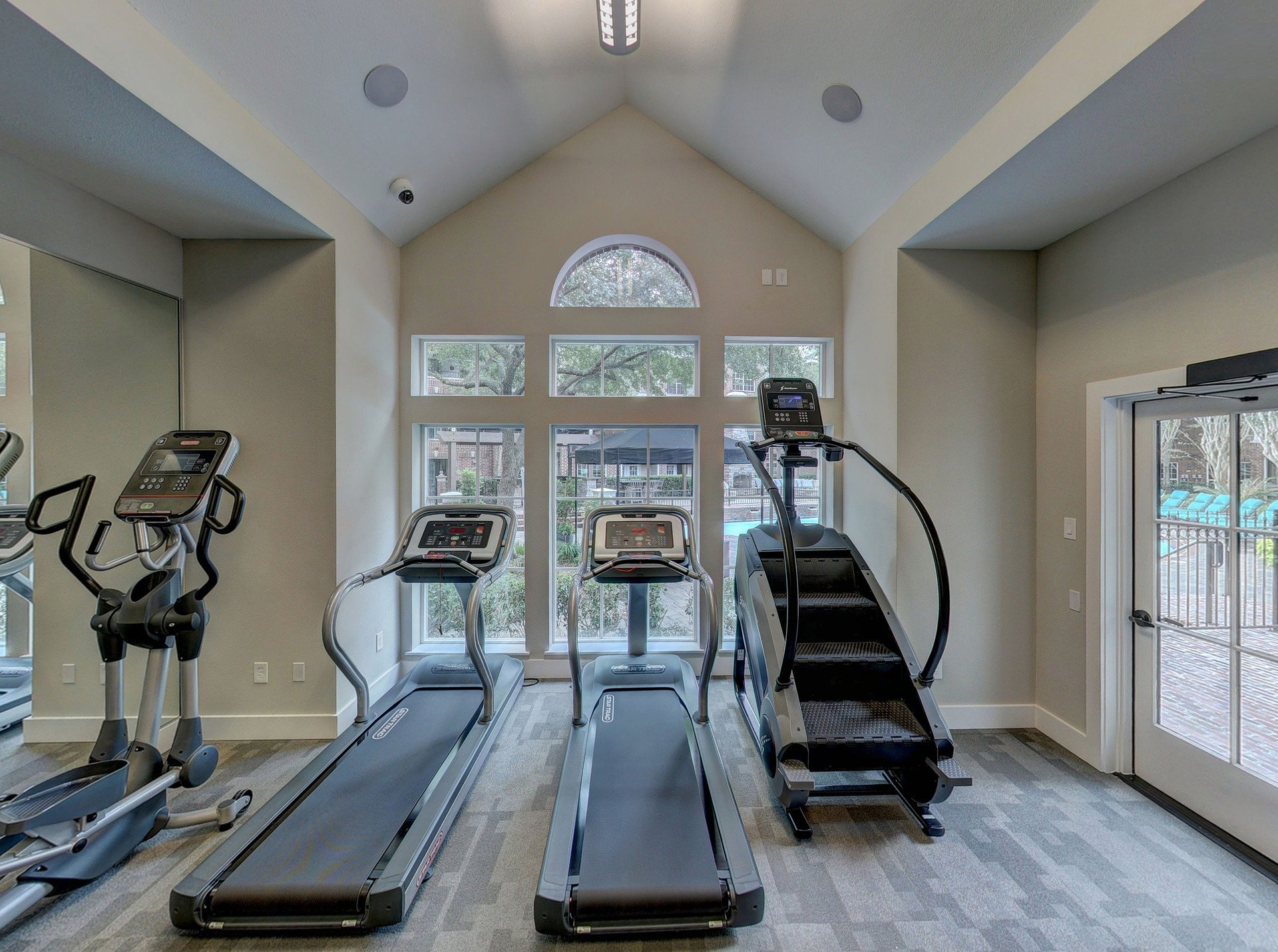 dream home gym