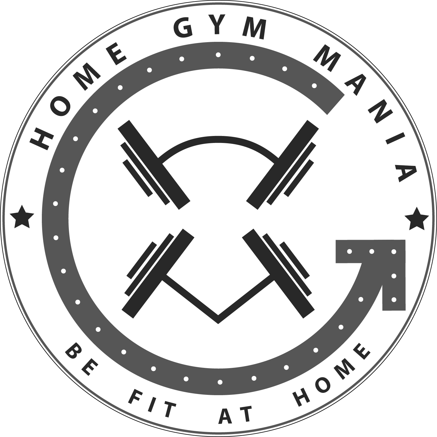 Home Gym Mania Logo