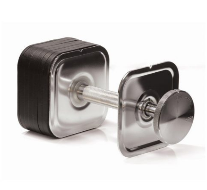 Ironmaster Quicklock Dumbbells